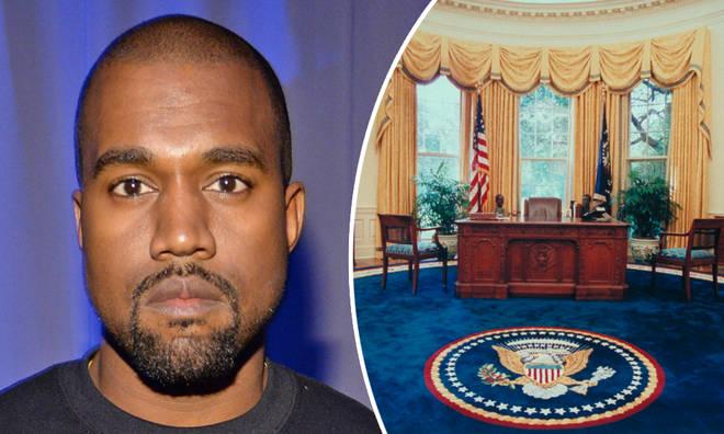 Kanye West running for President in 2020