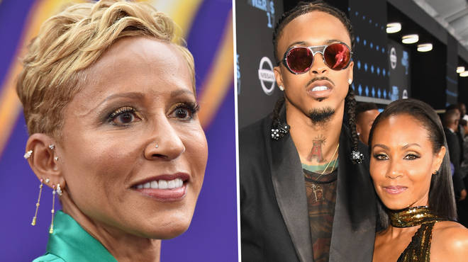 Gammy responds to August Alsina's relationship claims with daughter Jada Pinkett-Smith