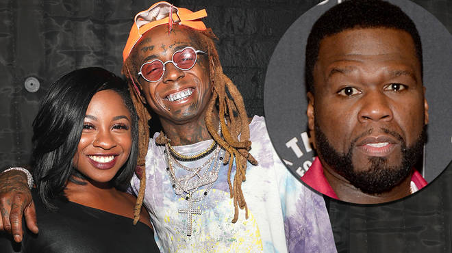 Reginae Carter responds to 50 Cent's comments about black women