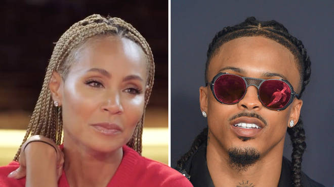 Jada Pinkett-Smith is taking herself to the Red Table Talk to address the August Alsina affair claims.