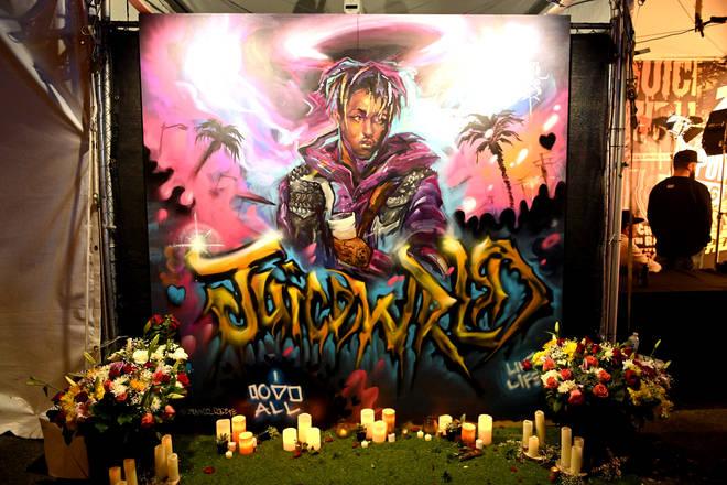 Juice Wrld S New Album Legends Never Die Release Date Tracklist Features Capital Xtra