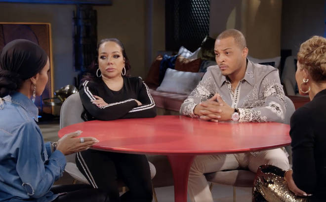"T.I. and his wife Tiny recently appeared on Red Table Talk after he said he took his 18-year-old daughter to the the doctor to ""check her hymen""."