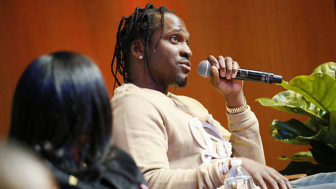 Pusha T has hit out at Young Thug over his Drake 'diss' reaction