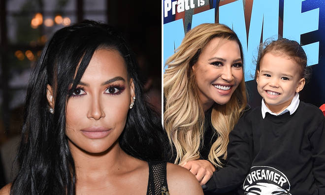 Glee star Naya Rivera is missing after her son was found alone on a boat in California.