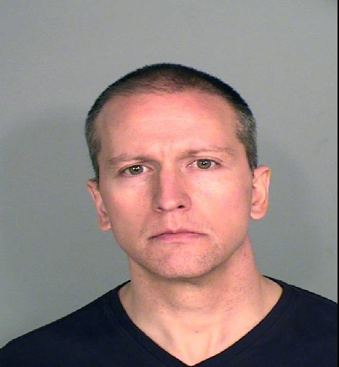 Derek Chauvin has been charged with murder and manslaughter