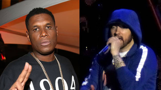 Jay Electronica and Eminem