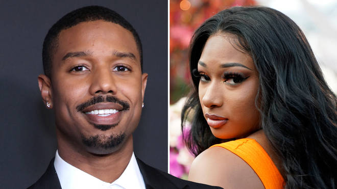 Michael B. Jordan dropped a flirty message on Megan Thee Stallion's twerking video.