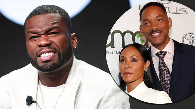 50 Cent trolls Will Smith after Jada Pinkett confirms relationship with August Alsina