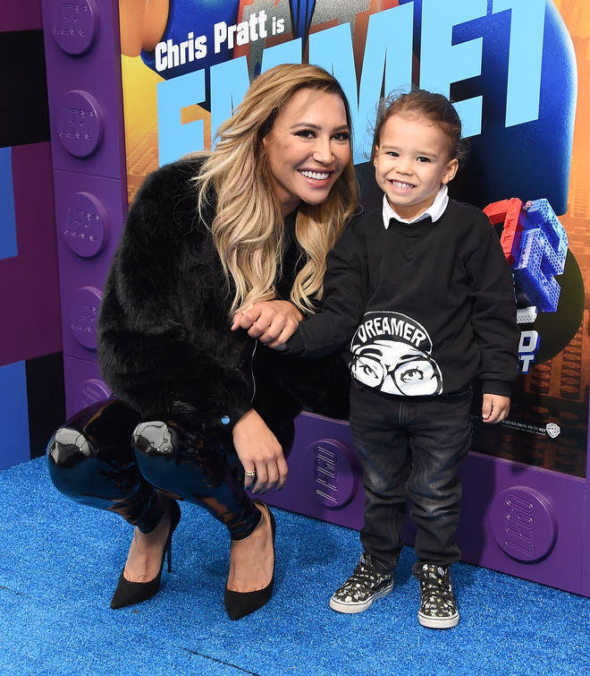 Naya Rivera's four-year-old son Josey was found alone and asleep on a boat at Lake Piru
