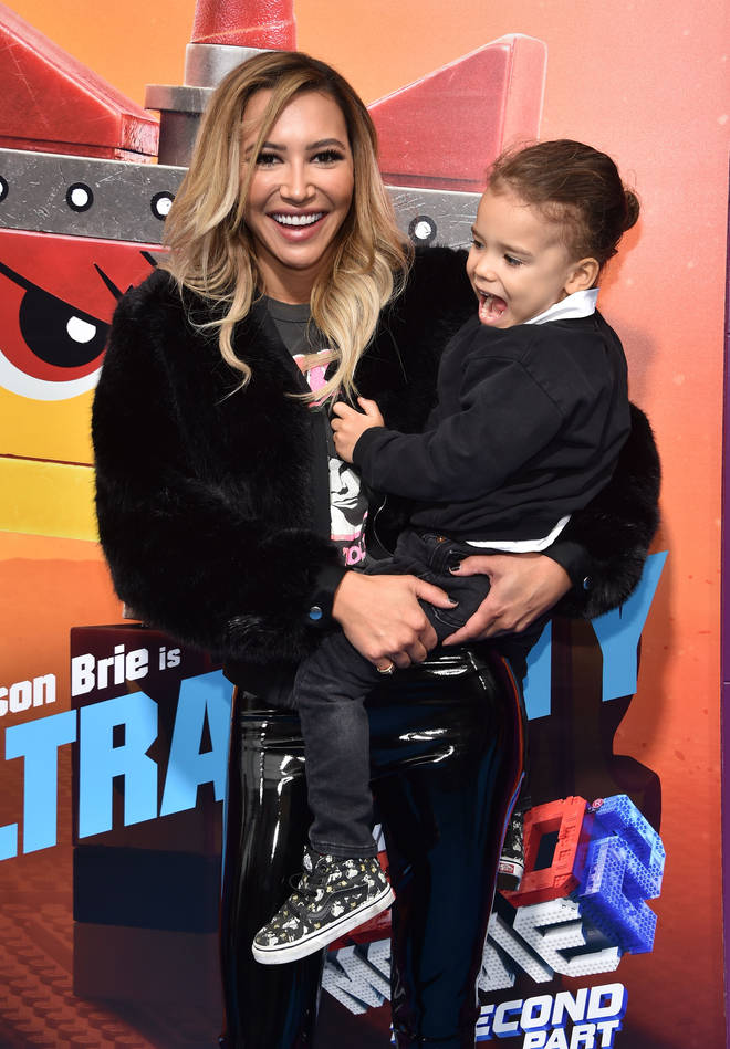 Naya Rivera, 33, 'saved her sons life' in her last moments