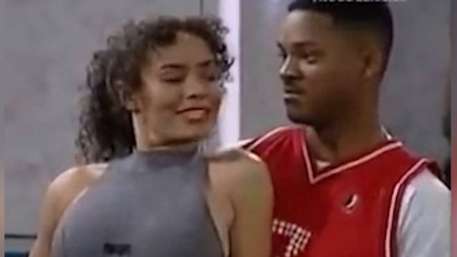 Galyn Gorg starred alongside Will Smith in The Fresh Prince Of Bel-Air