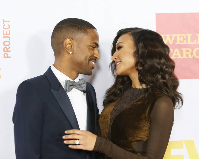 Big Sean and Naya Rivera were engaged from 2013 to 2014.