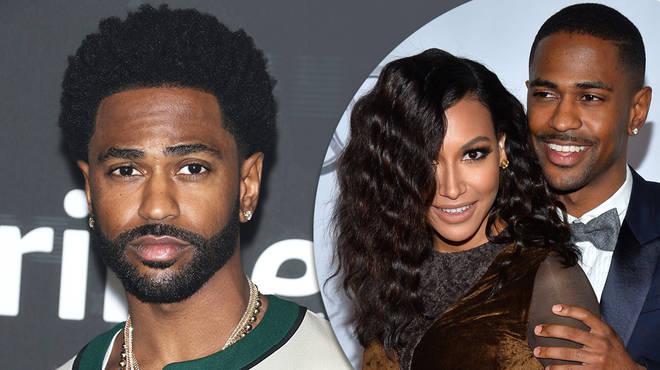 Big Sean pays tribute to Naya Rivera on Instagram