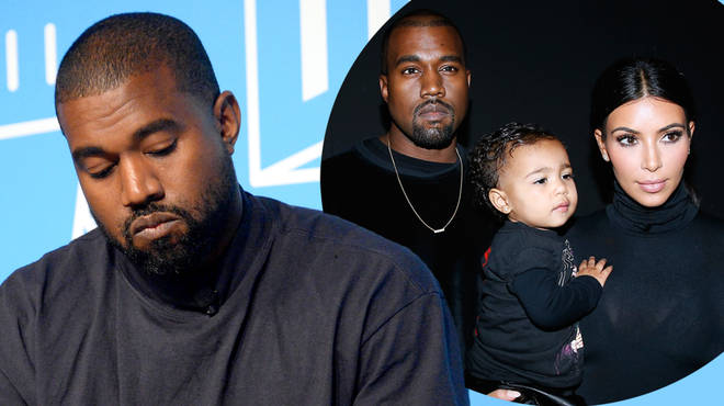 "Kanye West says he ""almost killed"" daughter North amid anti-abortion speech"