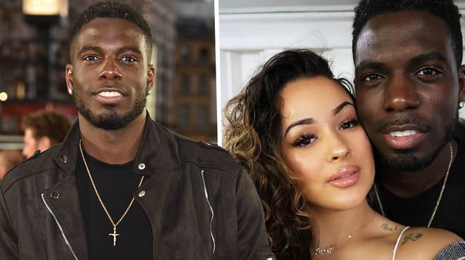 Marcel Somerville announces girlfriend Rebecca Vieira is pregnant