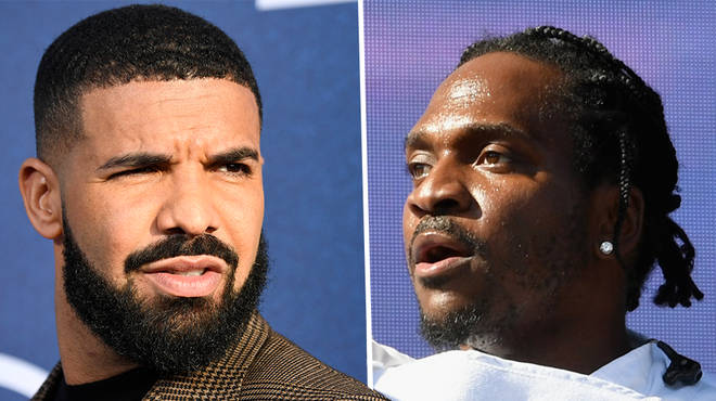 Drake fans spot alleged Pusha T diss in new freestyle