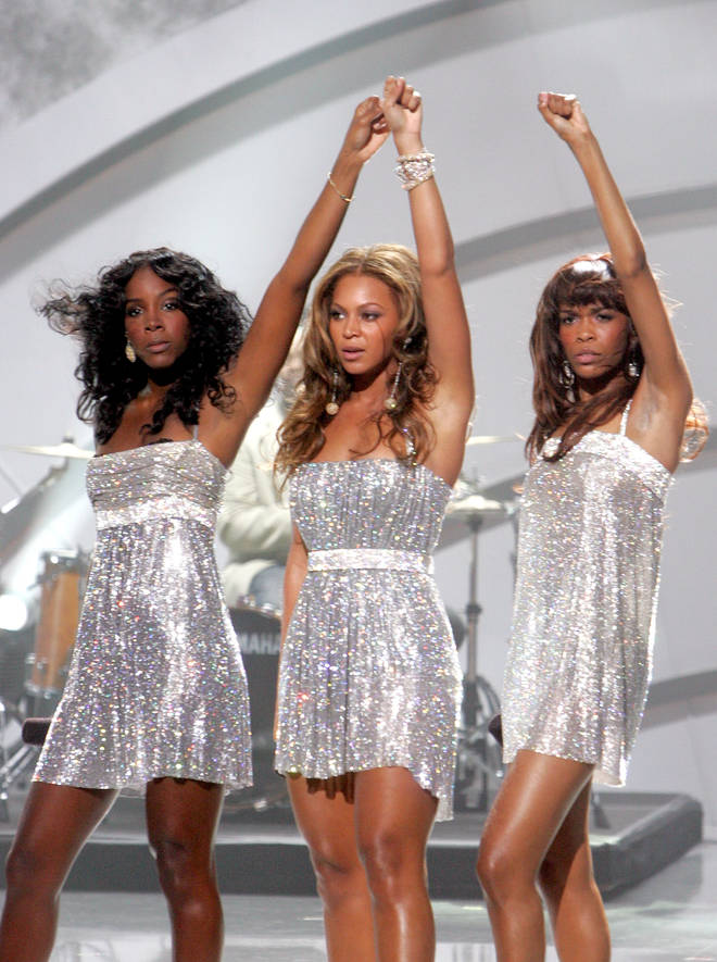 Kelly Rowland and Beyonce Knowles were two of the founding members of Destiny's Child, with Michelle Williams joining the group in 2000.