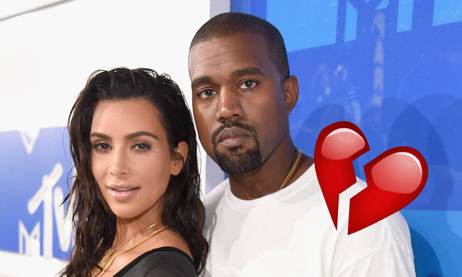 Are Kim Kardashian and Kaye West getting divorced?
