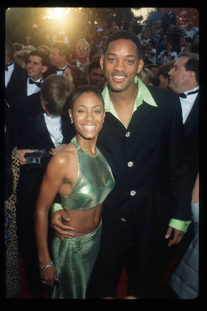 Will Smith and Jada Pinkett-Smith got married back in 1997