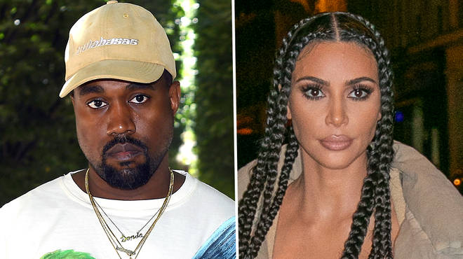 Kanye West is 'refusing to see' his wife Kim Kardashian
