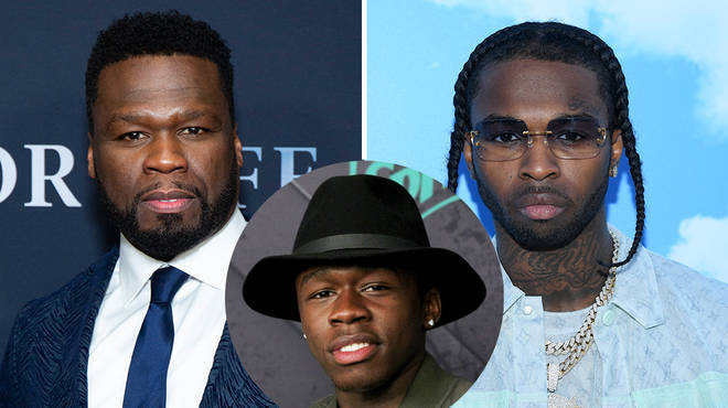 Marquise Jackson says Pop Smoke was better than his father 50 Cent