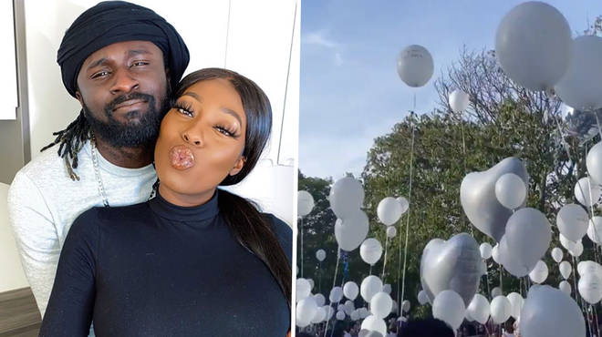 Nicole Thea's boyfriend Boga hosts heartwarming memorial for the late YouTube star