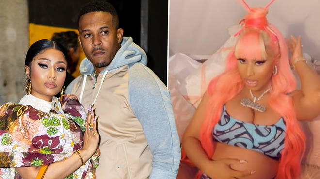 Nicki Minaj's husband Kenneth Petty asks judge to allow him to attend their child's birth