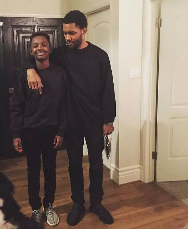 Frank Ocean's 18-year-old brother, Ryan Breaux, has reportedly died in a car crash in California.