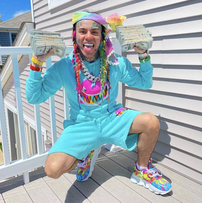 "Tekashi 6ix9ine slammed for ""disrespecting"" rappers who have been killed"