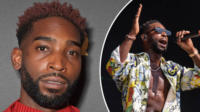 "Tinie defends wife after claims he ""married a white woman"""
