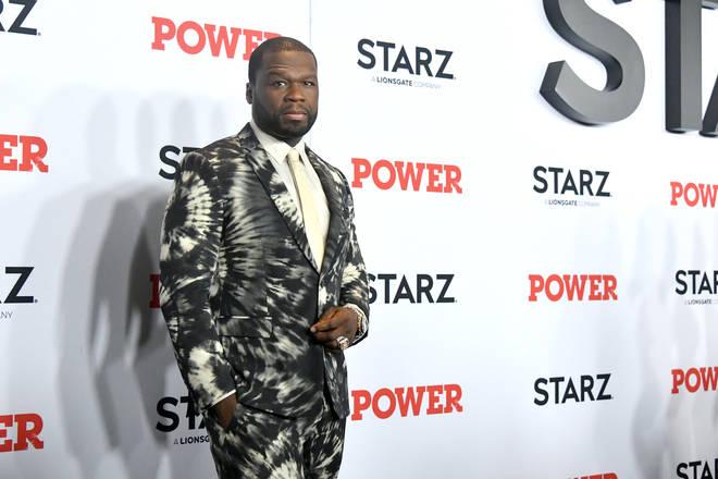 50 Cent slammed the Emmys over their 'Power' snub
