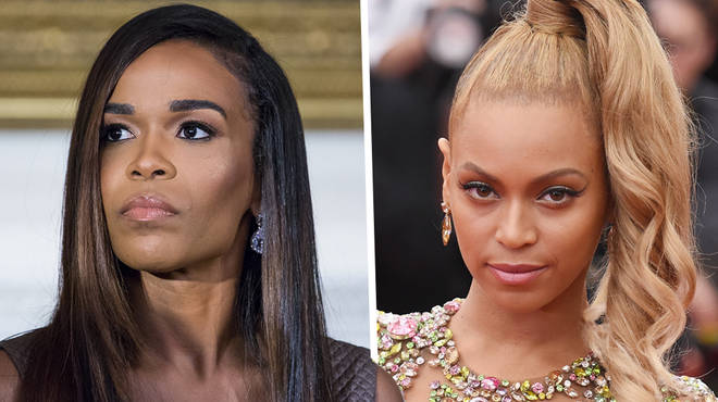 Michelle Williams claps back at awkward question about Beyonce's 'Black Is King'