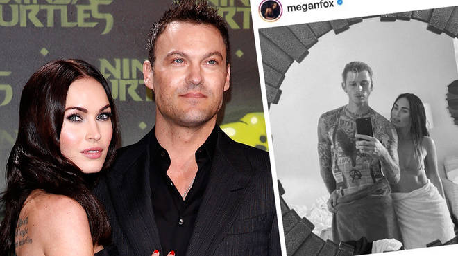 Megan Fox's estranged husband trolls her relationship with Machine Gun Kelly