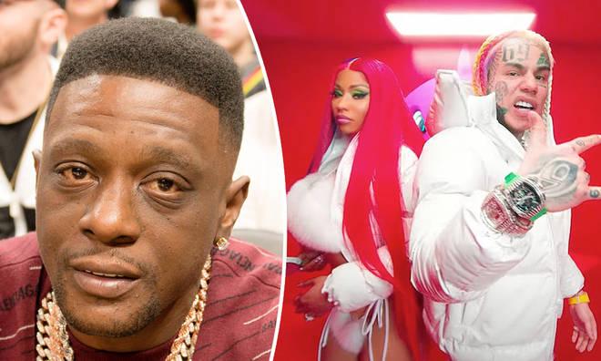 Boosie Badazz savagely disses Nicki Minaj over Tekashi 6ix9ine song