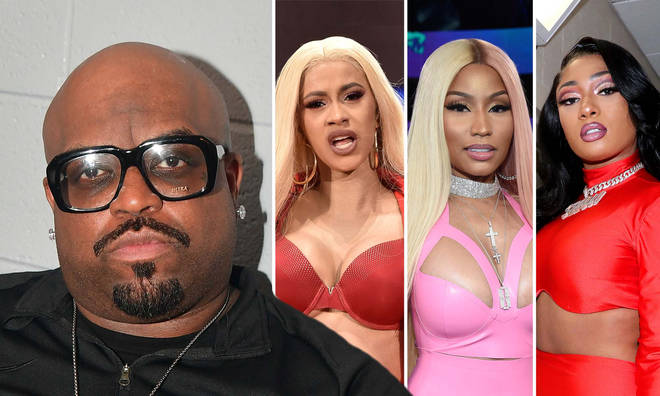 CeeLo Green slammed for calling Cardi B, Nicki Minaj & Megan Thee Stallion 'desperate'