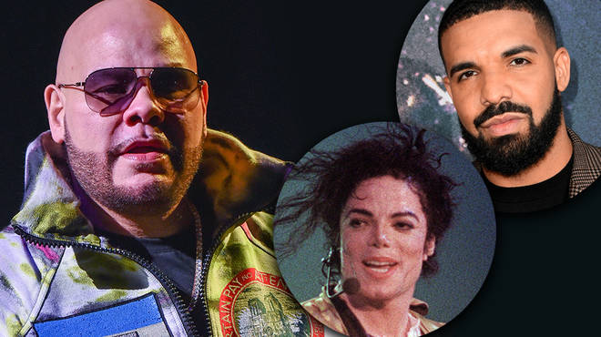 "Fat Joe calls Drake ""the Michael Jackson of this time"" sparking debate"