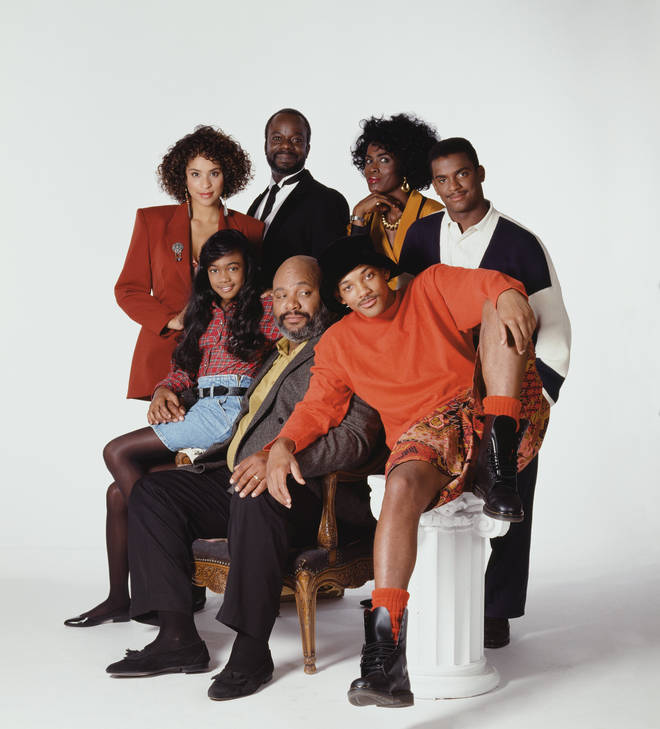 The Fresh Prince of Bel-Air ran from 1990-1996 on NBC.