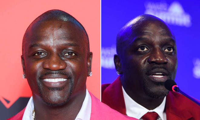 "Akon tells Black Americans of slavery, ""You just gotta let it go"""