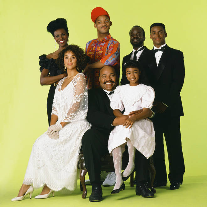 The Fresh Prince of Bel-Air originally aired from 1990 - 1996.