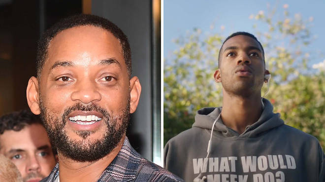 Will Smith has spoken out on the trailer for the new Fresh Prince reboot.
