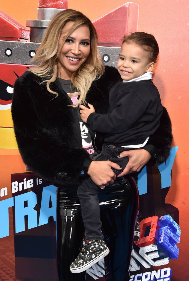 Naya Rivera's son Josey Hollis is said to be coping well following his mother's death.