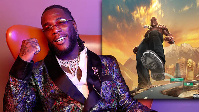 Burna Boy's new album 'Twice As Tall' is OUT NOW!