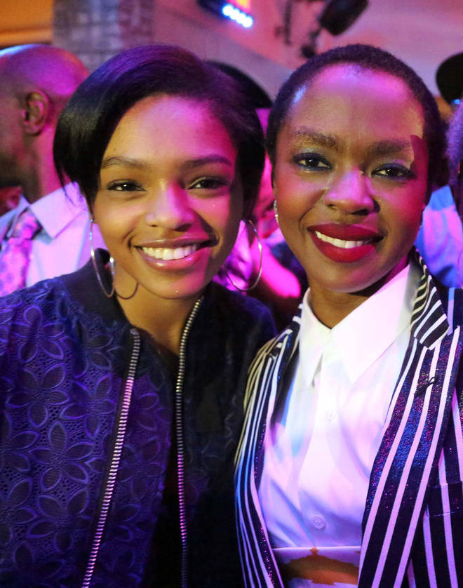 Selah Marley (L) recent detailed her childhood trauma from her mother, Lauryn Hill's (R) actions.