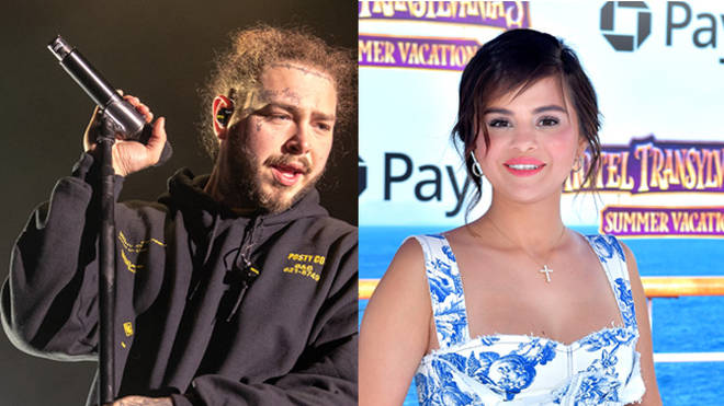 Post Malone and Selena Gomez