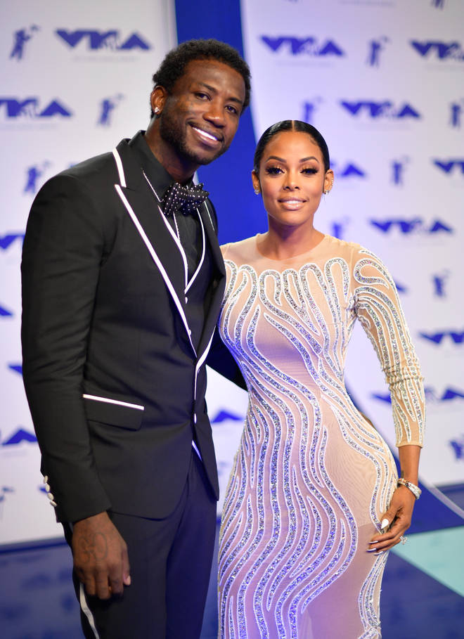 Gucci Mane and Keyshia Ka'Oir married back in 2017.