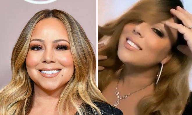 A Mariah Carey look-alike has gone viral thanks to her uncanny likeness to the singer.