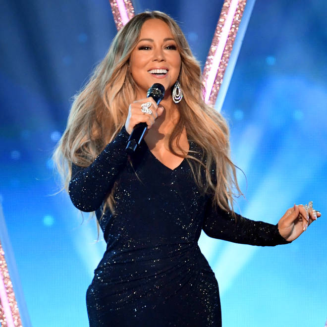 Mariah Carey is yet to respond to her viral impersonator.