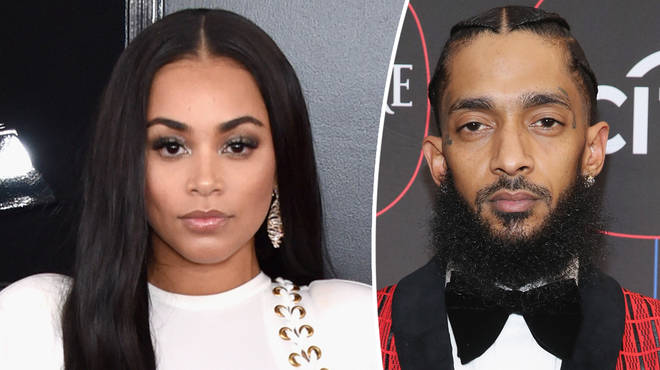 Lauren London pays tribute to Nipsey Hussle on his 35th birthday