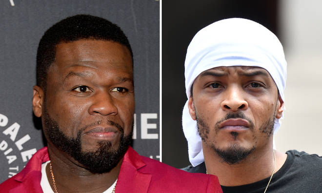 50 Cent trolls T.I. for claiming he has 'five classic albums'