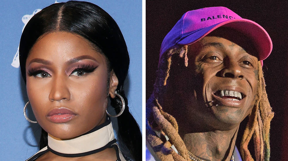 Nicki Minaj S Baby Gender Accidentally Revealed By Lil Wayne Capital Xtra